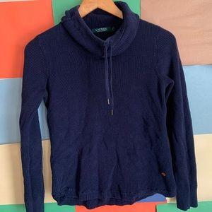 Lauren Ralph Lauren Cowl Knit sweater size S